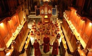Chor des Sidney Sussex College, Cambridge