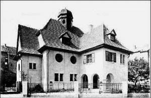 Arnstadt-Synagoge