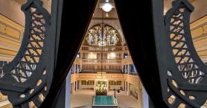 Bachkirche-Orgeln