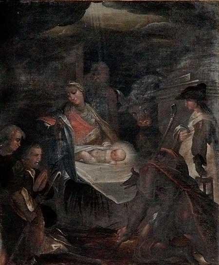 Christi Geburt, Oberkirche Arnstadt