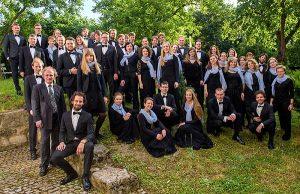 Kammerchor der Hochschule für Musik Franz Liszt Weimar (Foto: Maik Schuck)