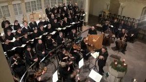 Bachchor Arnstadt, capella arnestati