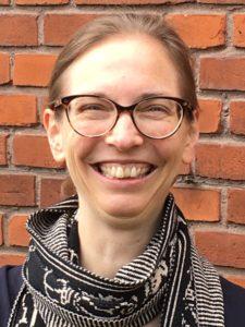 Organistin Bine Katrine Bryndorf