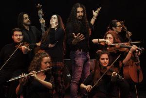 Camerata Temporalis, Musiker mit verschiedenen Instrumenten