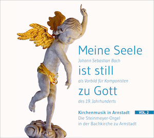CD-Cover Kirchenmusik in Arnstadt Vol. 2